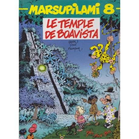 Marsupilami - Tome 8 - Le temple de Boavista
