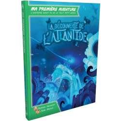 Ma 1ère aventure : La Découverte de l'Atlantide