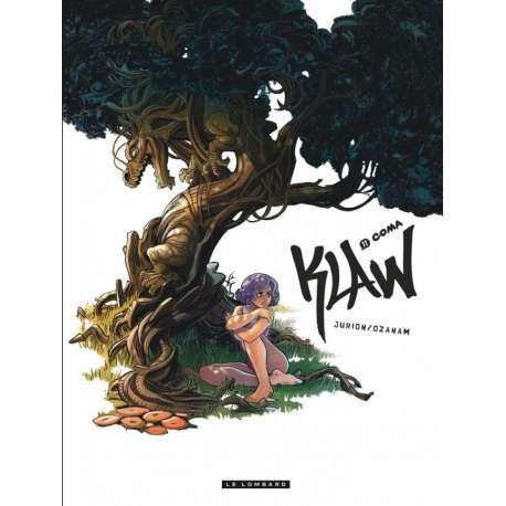 Klaw - Tome 11 - Coma