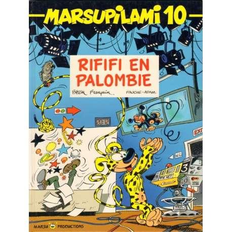 Marsupilami - Tome 10 - Rififi en Palombie