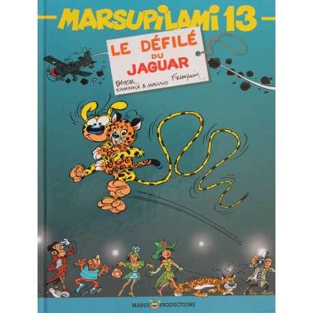 Marsupilami - Tome 13 - Le défilé du jaguar