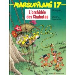 Marsupilami - Tome 17 - L'orchidée des Chahutas