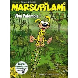 Marsupilami - Tome 20 - Viva Palombia !