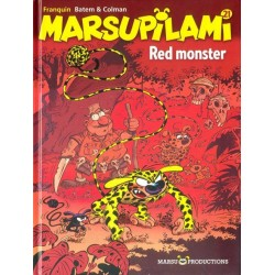 Marsupilami - Tome 21 - Red monster