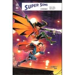 Super Sons - Tome 3 - Futur funeste