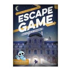 Escape Kids 5 - Qui a volé la Joconde ?