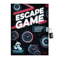 Escape Kids x3 Aventures - Le dernier dragon, Opération PIzza, le hacker fou