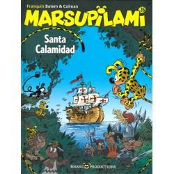 Marsupilami - Tome 26 - Santa Calamidad