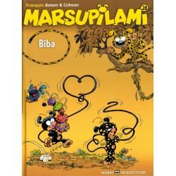Marsupilami - Tome 28 - Biba