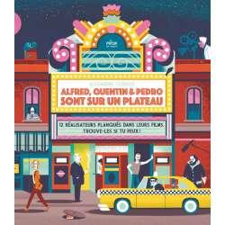 (AUT) Clérisse - Tome 2019 - Alfred, Quentin et Pedro sont sur un plateau
