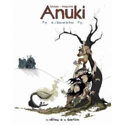 Anuki - Tome 9 - L'eau et le feu