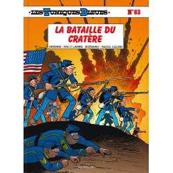 Tuniques Bleues (Les) - Tome 63 - La bataille du Cratère