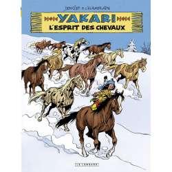 Yakari - Tome 40 - L'Esprit des chevaux