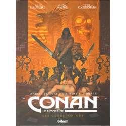Conan le Cimmérien - Tome 7 - Les Clous rouges