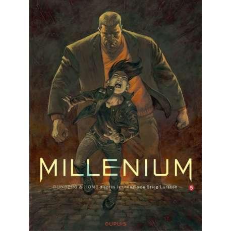 Millénium - Tome 5 - La reine dans le palais des courants d'air - Première partie