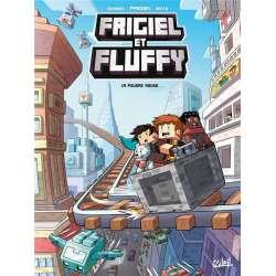Frigiel et Fluffy - Tome 7 - La poudre rouge