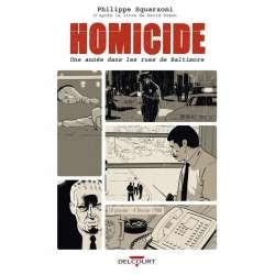 Homicide - Une année dans les rues de Baltimore - Tome 1 - 18 janvier - 4 février 1988