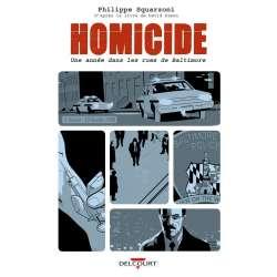 Homicide - Une année dans les rues de Baltimore - Tome 2 - 4 février- 10 février 1988