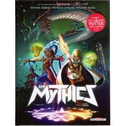 Mythics (Les) - Tome 7 - Hong Kong