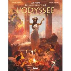 Odyssée (L') (Bruneau) - Tome 2 - Circé la magicienne
