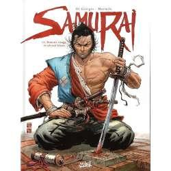 Samurai - Tome 13 - Piment rouge et alcool blanc