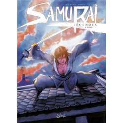 Samurai Légendes - Tome 6 - Reiko