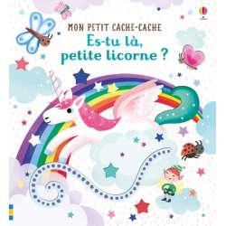 Es-tu là, petite licorne ? - Album