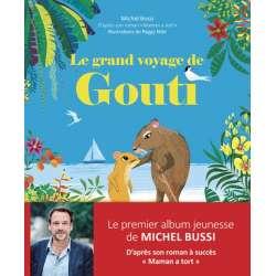 Le grand voyage de Gouti - Album
