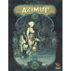 Azimut (Lupano/Andréae) - Tome 1 - Les Aventuriers du temps perdu