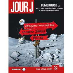 Jour J - Tome 39 - Lune rouge 2/3
