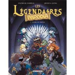 Légendaires (Les) - Parodia - Tome 5 - Game of drôle