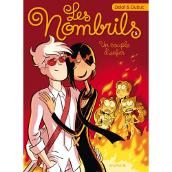 Nombrils (Les) - Tome 5 - Un couple d'enfer