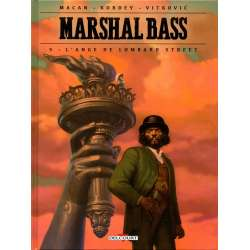 Marshal Bass - Tome 5 - L'ange de Lombard street