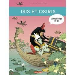 Mythologie en BD (La) - Tome 13 - Isis et Osiris