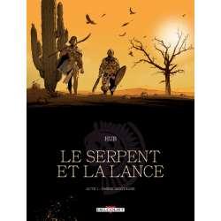 Serpent et la Lance (Le) - Tome 1 - Acte 1 - Ombre-montagne