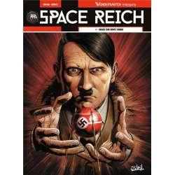 Space Reich - Tome 4 - Orage sur White Sands