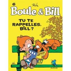 Boule et Bill -02- (Édition actuelle) - Tome 6 - Boule & Bill 6