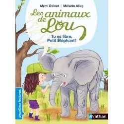 Les animaux de Lou - Poche