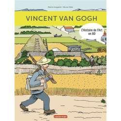 Histoire de l'art en BD (L') - Tome 5 - Vincent Van Gogh