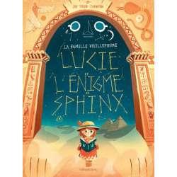 Lucie et l'énigme du sphinx - Lucie et l'énigme du sphinx