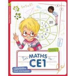 Les maths du CE1 niveau 3 - Poche