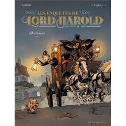 Lord Harold, douzième du nom (Les Enquêtes de) - Tome 1 - Blackchurch