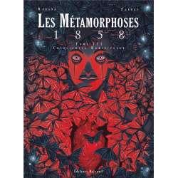 Métamorphoses 1858 (Les) - Tome 3 - Cochliomyia hominivorax