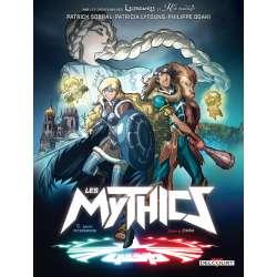 Mythics (Les) - Tome 8 - Saint-Pétersbourg