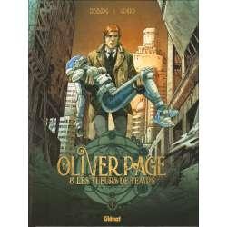 Oliver Page & les tueurs de temps - Tome 1 - Tome 1