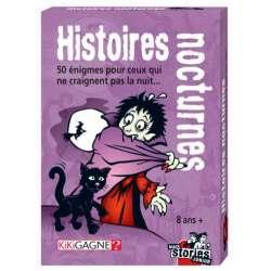 Black Stories Junior : Histoires Nocturnes