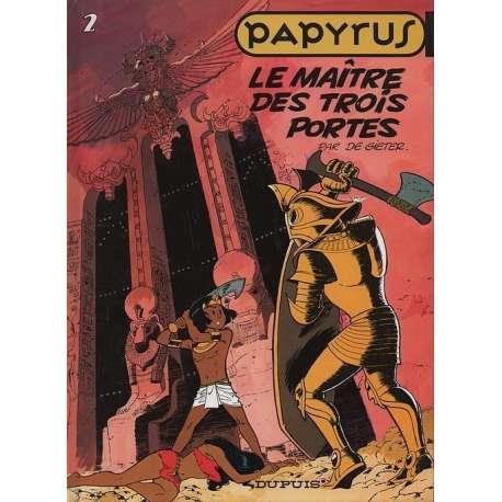 Papyrus - Tome 2 - Le maître des trois portes