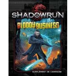 Shadowrun 5 : Bloody Business