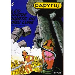 Papyrus - Tome 6 - Les quatre doigts du dieu lune