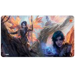 MTG : Tapis de jeu Throne Of Eldraine V4